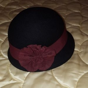 1920's style hat. One size fits most.